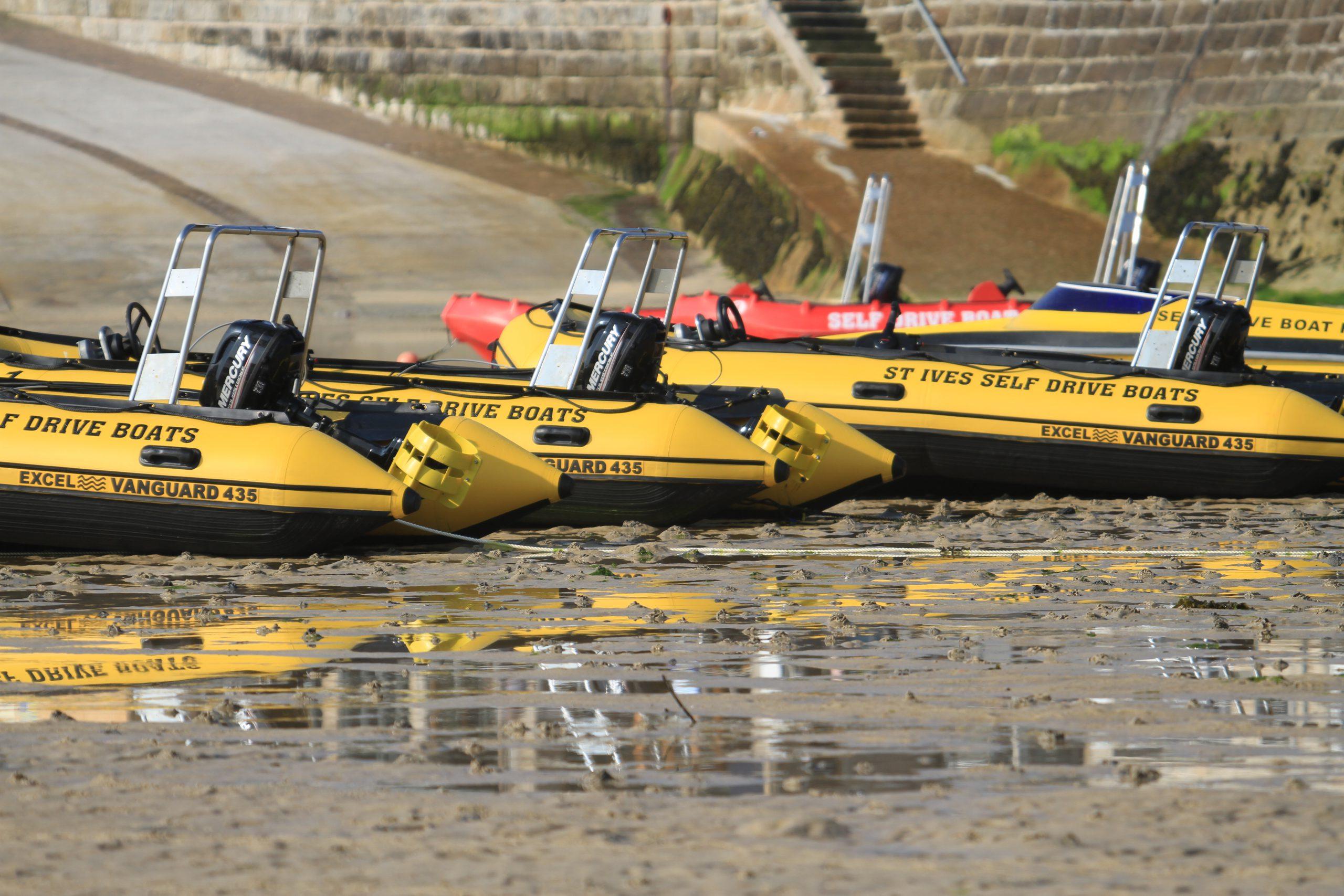 Self Drive Boats
